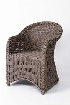 The Private House Company Wicker, Patio, Chair, Dark Grey, House, Furniture, Home Decor, Decoration Home, Terrace