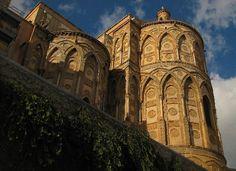 Duomo di Monreale, Monreale Sicily.