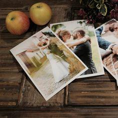 Ich liebe es wenn die Bilder meiner Brautpaare durch eine hochwertige Ausbelichtung veredelt werden. :)