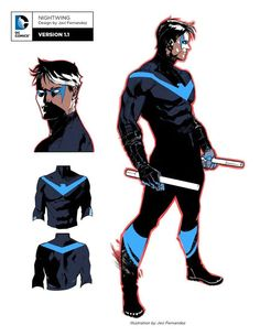 DC Shows Off New Rebirth Designs for Wally West, Donna Troy Nightwing Cosplay, Dc Rebirth, Titans Rebirth, Wally West, Dc Comics Characters, Dc Comics Art, Marvel Dc Comics, Martian Manhunter, Power Girl