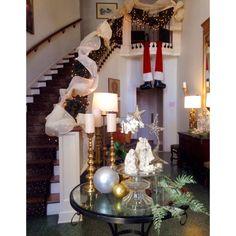 Ole Miss Tri Delta house holiday decor! Sorority Row, Delta House, Tri Delta, Deck The Halls, House Interiors, Dorm, House Ideas, Christmas Tree, Holiday Decor