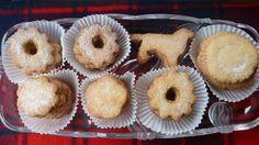 Gyömbéres-citromos skót vajas keksz (Scottish shortbread)