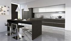 Diseño de cocinas modernas, modelos simples y elegantes | Construye Hogar