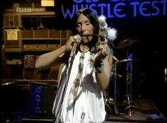 Buffy Sainte-Marie: The Mouthbow: Making Music on a Weapon (Video)