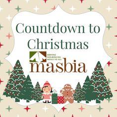 Countdown to Christmas - Masbia #Advent