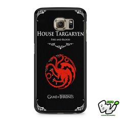 House Of Targaryen Fire And Blood Samsung Galaxy S7 Case