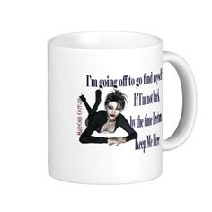 Going off To Find Myself ... Coffee Mugs