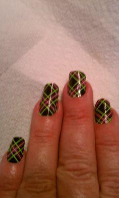 Jamberry nails.