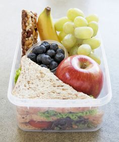Whole Grains | Health experts share nearly a dozen healthy lunch foods kids will love (really!).