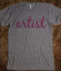 Artist squat, school, workout shirts, bridesmaid, keep calm, colleg, quot, tote bags, friend
