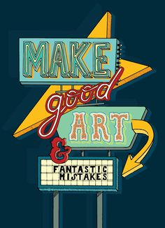 Make Good Art cont. by Elena Scott - Skillshare