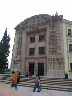 Tecnológico de Saltillo- my school