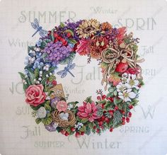Flower wreath 1/9