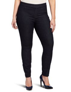 Lucky Brand Women's Plus-Size Pull On Denim Rise « Impulse Clothes