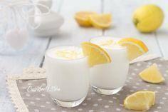 sorbetto al limone veloce