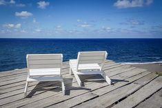 Santa Barbara Eco-Beach Resort, Sao Miguel, Azores – a dream between mountains and sea Bergen, Santa Barbara, Outdoor Chairs, Outdoor Furniture, Outdoor Decor, Beach Resorts, Europe, Island, Mountains