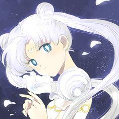 Sailor Moon (Princess Serenity)