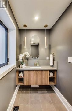 Home Ownership, Powder Room, Countertops, Toronto, Bathrooms, Canada, Homes, Furniture, Design