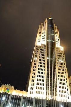 NBC building, Chicago, IL.