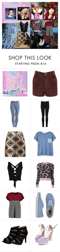 """""""Untitled"""" by burn-notice ❤ liked on Polyvore featuring Bellagio, Graham & Brown, Miss Selfridge, Pieces, Dolly & Delicious, MANGO, Proenza Schouler, Yves Saint Laurent, Vans and Dr. Martens"""