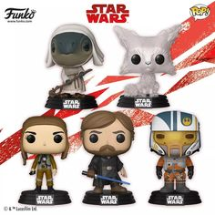 I think I want the Luke out of all of them