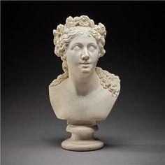A replica of Bernini After Gian Lorenzo Bernini Anima Beata (The Blessed Soul), circa 1800 marble Gian Lorenzo Bernini, Magazine Art, Art Market, Sculptures, Blessed, Sketches, Bronze, Statue, Artist