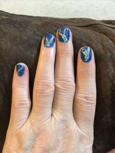 Blue Jeans (water decals for a change)