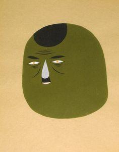 Barry McGee - Hitler