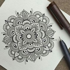 Mandala art to practice