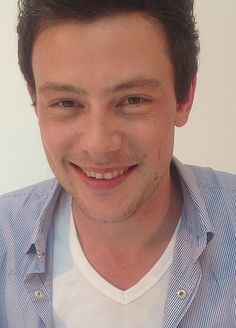 I added this last picture of Cory Monteith the day he died. Rest In Peace, my…
