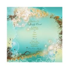 Beach theme wedding - elegant party personalized invites from Zazzle.com $1.46 each based on 50 (Mrs. B)