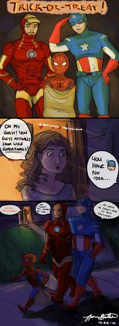 Superhusbands Superfamily