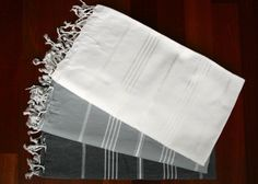 Classic Pestemal Towel - Eco-friendly Turkish Towel | Indigo Traders
