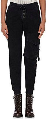 Shop Now - >  https://api.shopstyle.com/action/apiVisitRetailer?id=533247235&pid=uid6996-25233114-59 Greg Lauren Women's Army Tent Lounge Pants  ...