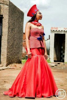 Love this red color #Wedding?or #prom? #Africabest