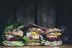 7 veggie burger recipes