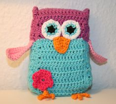 Ravelry: Snot owl / snot penguin by Susanne Madsen