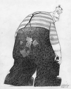 Living Lines Library: Hotel Transylvania - Character Design Hotel Transylvania Characters, Hotel Transylvania 2012, Animation News, Animation Sketches, Disney Animation, Character Design Animation, Character Design References, Eagle Cartoon, Cartoon Man