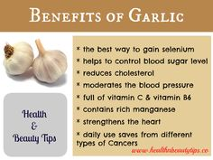 Do you know that garlic helps with weight control and weight loss? #garlic #weight #health #healthy #benefits