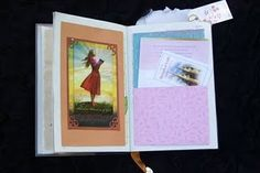 I love this idea for making keepsake books for the young women.  Only, I would make an activity so that the girls can make/decorate the books themselves!