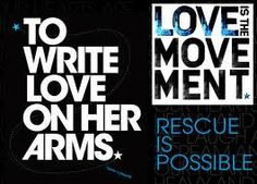 Suicide precention. TWLOHA. I'm going to a conference at CSU on April 23, 2012. Want to come?