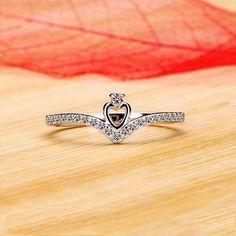 Cute Love heart ring