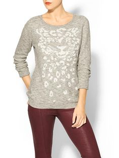 Piperlime | Liger Sweater from Hive and Honey $59 soft and perfect for any skinny pant