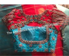 Cutwork Blouse Designs, Pattu Saree Blouse Designs, Stylish Blouse Design, Fancy Blouse Designs, Bridal Blouse Designs, Blouse Neck Designs, Sleeves Designs For Dresses, Lehenga Designs Simple, Traditional Blouse Designs
