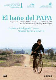 El baño del papa (2007) Uruguai. Dir.: Enrique Fernández e César Charlone. Drama. Comedia – DVD CINE 1657-III