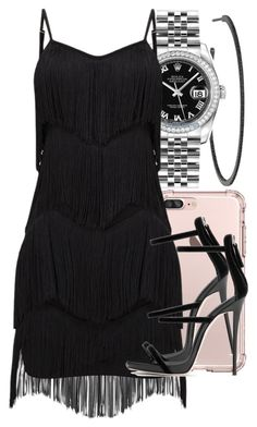 """""""Untitled #5258"""" by dianna-argons-lover ❤ liked on Polyvore featuring Rolex"""