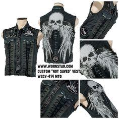 Custom Wornstar Vest