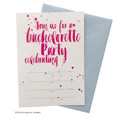 24 Free Bachelorette Party Printables Every Bride Will Love