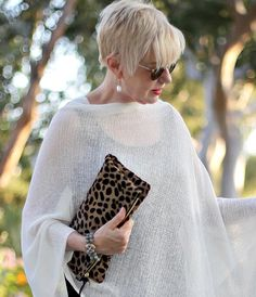If you ou want to cut your hair short, but you aren't sure which style will suit you, then take a look at these Instagrammers sporting some of the chicest short hairstyles for women over 40.