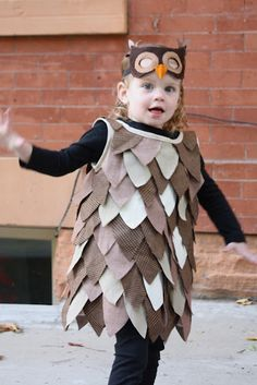 Perfect costume for Edie this year (only more color)!